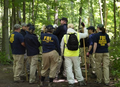 The search for Jennifer Farber