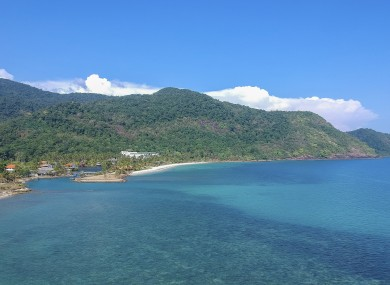 Koh Chang island (file photo)