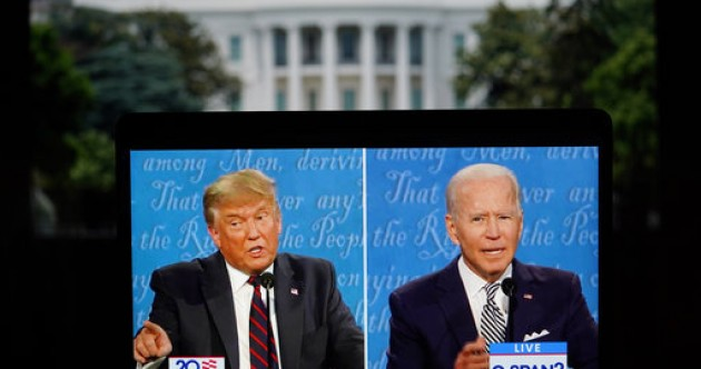 As it happened: Trump and Biden dial aggression down a notch in final presidential debate