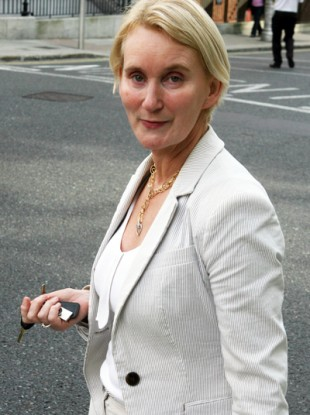 The senator Geraldine Feeney pictured in 2009.