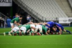 Ireland scrum coach John Fogarty is expecting a battle up front.