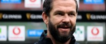 Andy Farrell is learning all about the pressure and stress of being a head coach.