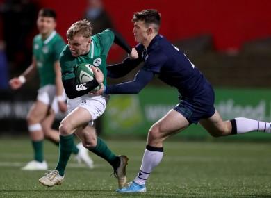 Munster have added Ben Murphy on a short-term deal.