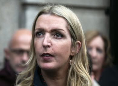 CervicalCheck campaigner Vicky Phelan is among those who signed the letter
