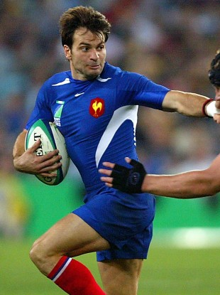 Christophe Dominici played for France 67 times.