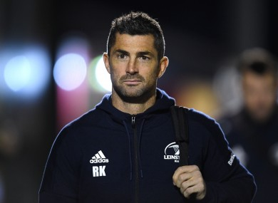 Kearney is part of Premiers Sports' team for the Autumn Nations Cup.