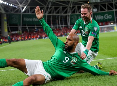McGoldrick's only international goal was a crucial one, earning a 1-1 draw against Switzerland in Euro 2020 qualifying.