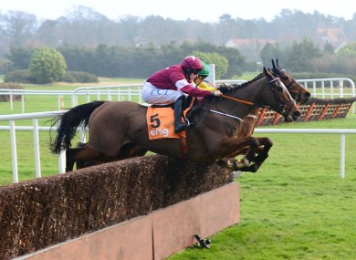 File photo of Notebook, ridden by Rachael Blackmore.