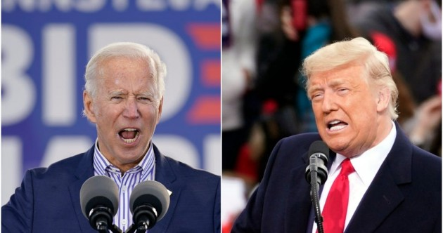 Today's the day as America decides between Trump and Biden - Here's everything you need to know