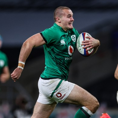 Stockdale scored his 18th Ireland try last weekend.
