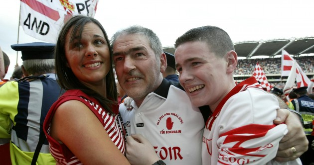 'A lot of those Tyrone players had been through tragedies. Unfortunately it was at his own door this time'