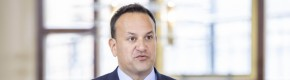 Varadkar confirms retailers, gyms and hairdressers will be first to re-open - with further easing of measures later