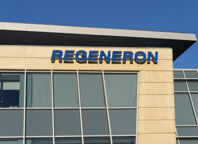 Research and development headquarters for drug company Regeneron