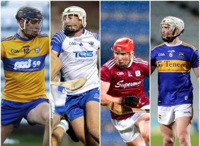The quartet are bidding for semi-final spots on Saturday.