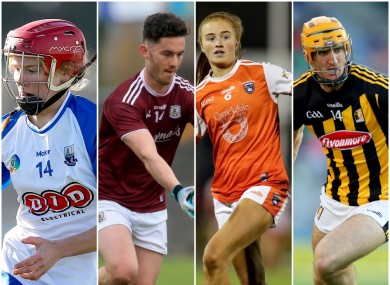 Waterford, Galway, Armagh and Kilkenny are some of the teams facing a big weekend.
