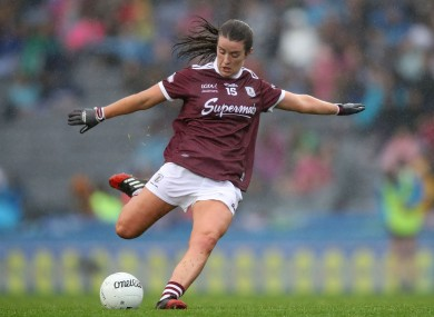 Róisín Leonard's absence will be a big loss for Galway.