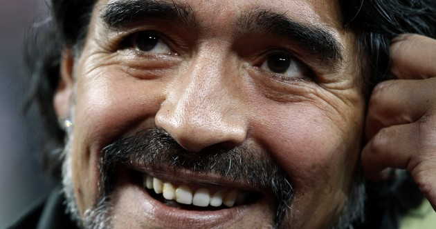 Argentina football great Diego Maradona has died aged 60