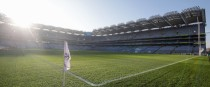 A general view of Croke Park.