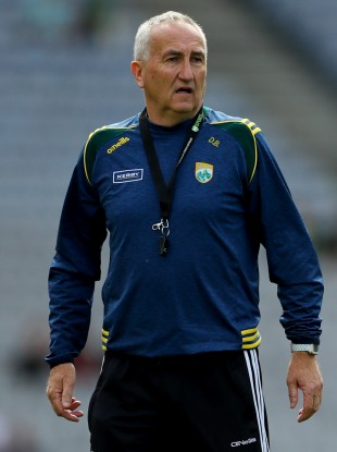 Buckley left his role with Kerry last year.