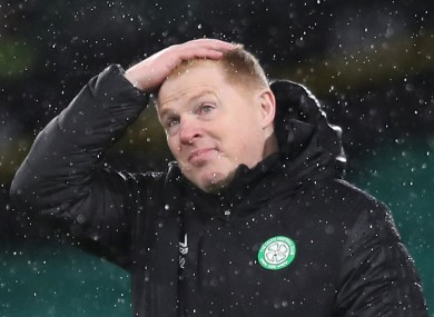 Lennon thinks Hearts will be on a high.
