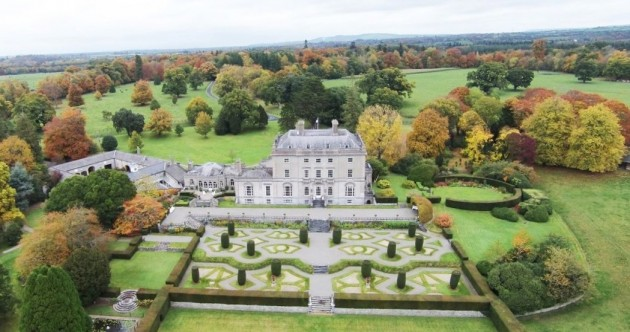 Home for Christmas: Lavish country mansion on 1000 acres for €20m