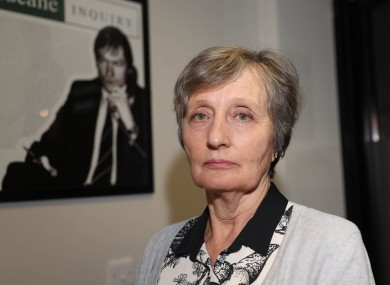Geraldine Finucane (file photo)