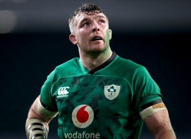 Peter O'Mahony's current deal expires next summer.