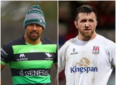 Jarrad Butler and Alan O'Connor captain the teams today.