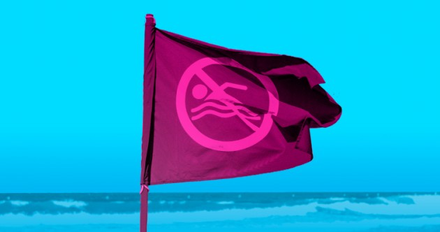 Swimming was banned at bathing spots across Ireland for over 350 days this year