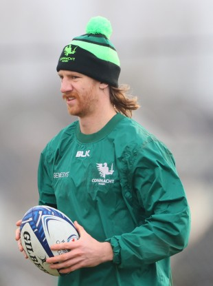 O'Donnell: Connacht fans will be hoping to get a glimpse of their new signing.