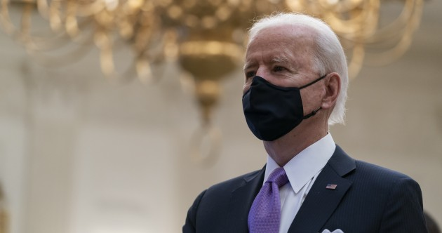 Biden unveils sweeping Covid-19 plan in first full day in office