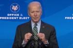 Joe Biden announces key members of White House science team.