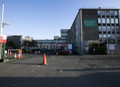 File photo. Coombe Hospital