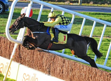 Al Boum Photo on his way to another victory at Tramore.