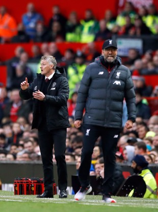 United and Liverpool will meet again at Old Trafford, just a week or so after an Anfield clash between them in the Premier League.