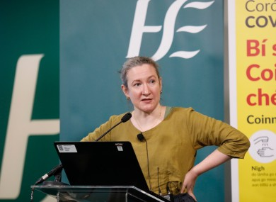Professor Clíona Ní Cheallaigh said these types of decisions are psychologically very difficult to deal with.