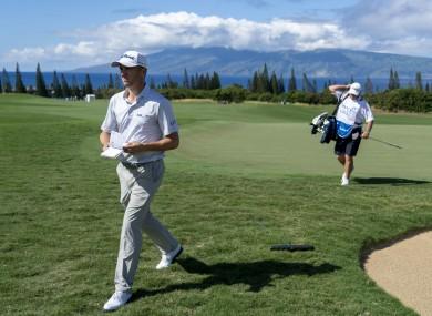 The PGA Tour is expected to fine Justin Thomas.