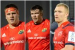CJ Stander, Peter O'Mahony, and Keith Earls' contracts are due to expire this summer.