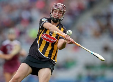 Anne Dalton enjoyed a decorated career in a Kilkenny jersey.