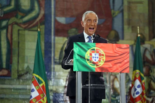 Portugal reelects TV-pundit as president, after people brave the pandemic to vote