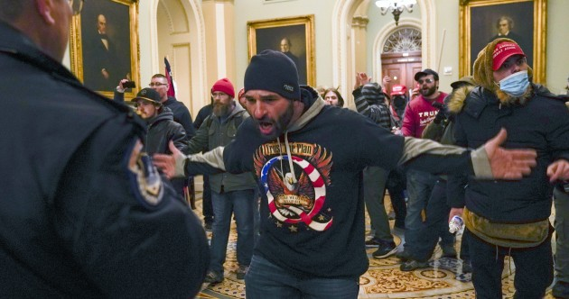 Trump supporters could face sedition charges for storming US Capitol
