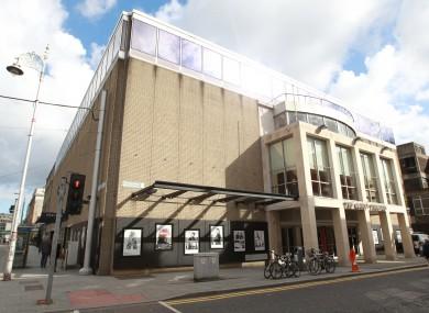 Abbey Theatre building, Dublin