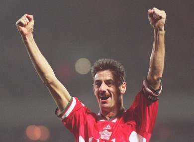 Ian Rush scored 346 goals in 660 appearances for Liverpool.