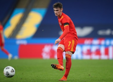 Wales international Dylan Levitt has left Man United on loan.