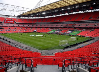 Wembley: Uefa likely to decline any Euro 2021 offer from England.
