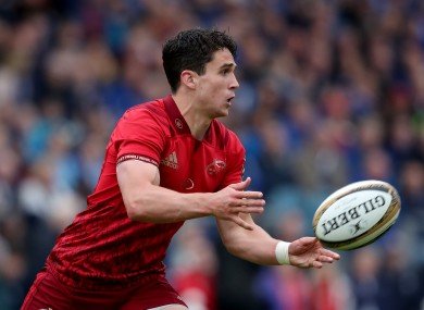 Carbery hasn't played in over a year.