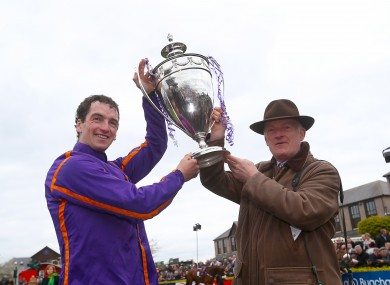 Patrick and Willie Mullins: will they be allowed to team up at Cheltenham?