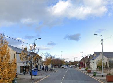 Old Lucan Road, Dublin