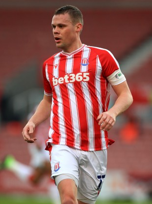Stoke City's Ryan Shawcross (file pic).