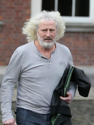 MEP Mick Wallace (file photo)